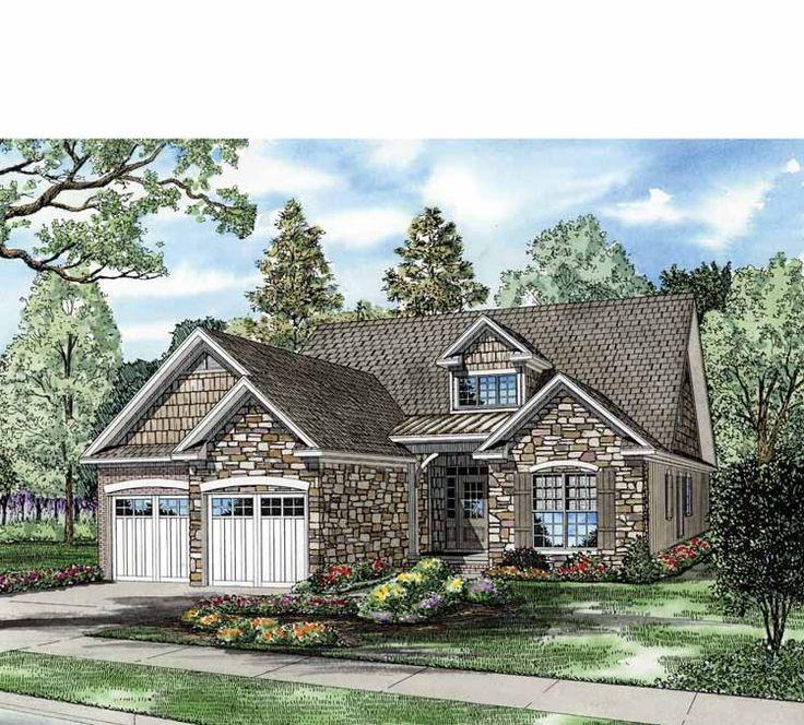 Eplans Craftsman House Plan Small Plan