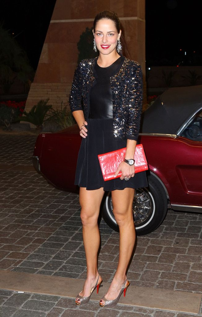 Ana Ivanovic #tennis @JugamosTenis #IndianWells