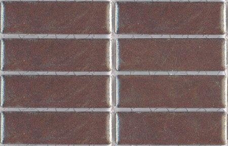 Academy Tiles - Ceramic Mosaic - Metallic Mosaic - 56518