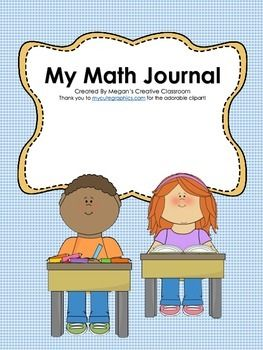 Math journals are such an amazing way for your students to document their learning. This package includes 13 pages for your students to record their responses to bell work, problem solving and math games.Package includes:Cute Title Page for your math journalsMath Game Templates (simple and complex - great for grades 1-6)Mini Lesson Templates (simple and complex - great for grades 1-6)Problem Solving TemplateGraph Template100 Chart (blank and numbered)Date and Time TemplateNumber of the Day