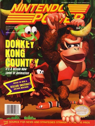 RIP Nintendo Power: Our 10 Favorite Magazine Covers. <-- My grandma was the one that had the subscription, so she could show  us all the cool moves when we stayed at her house!
