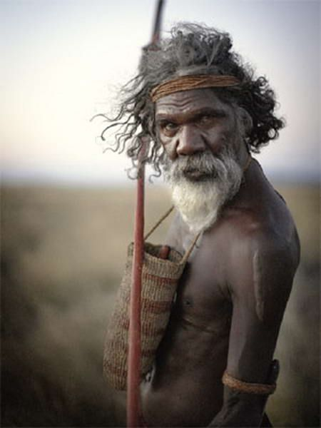 """We are all visitors to this time, this place. We are just passing through. Our purpose here is to observe, to learn, to grow, to love... and then we return home."" - Australian Aboriginal Proverb Photo: David Gulpilil"