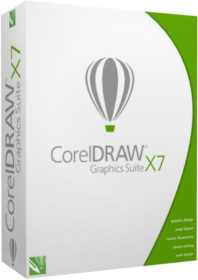 Corel Draw X7 Crack + Serial Key Full Version Free Download