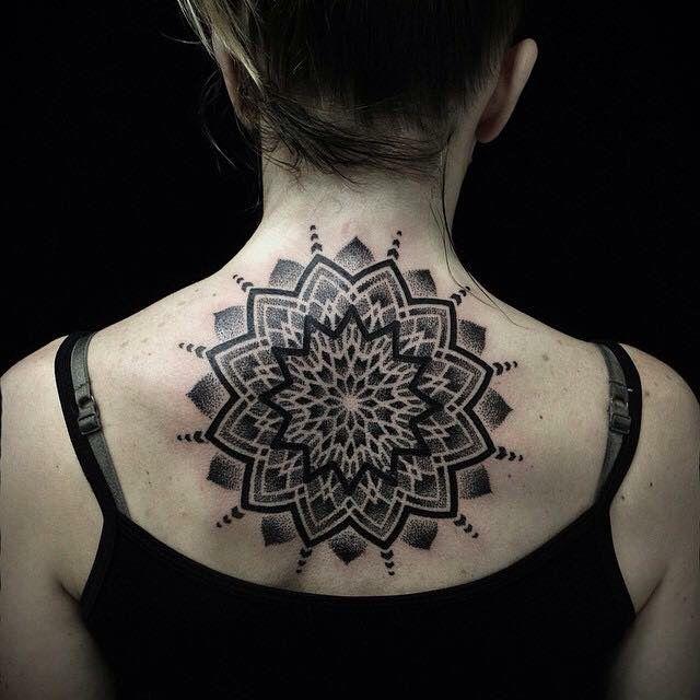 mandala tattoo artist i hack tattoo ideas pinterest mandala tattoo mandalas and artists. Black Bedroom Furniture Sets. Home Design Ideas
