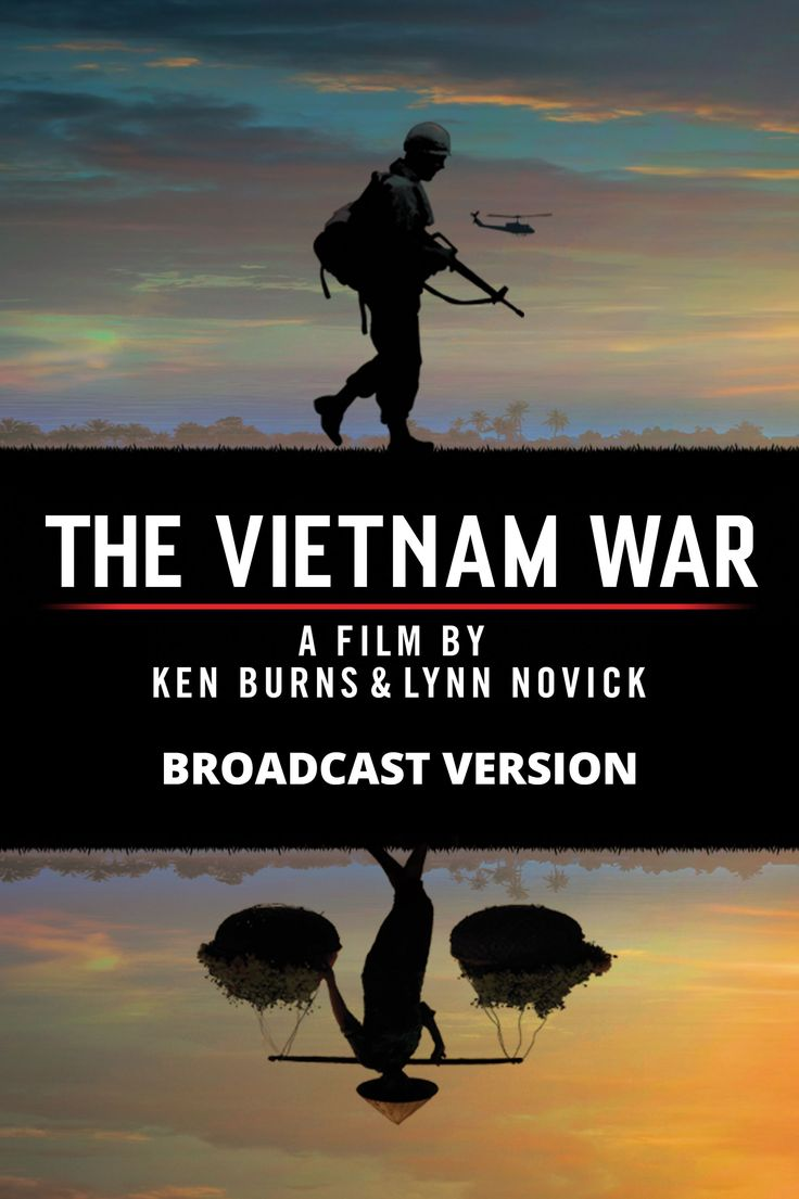 Ken Burns / Lynn Novick's ten-part, 18-hour documentary series, THE VIETNAM WAR, tells the epic story of one of the most consequential, divisive, and controversial events in American history as it has never before been told on film. Visceral and immersive, the series explores the human dimensions of the war through revelatory testimony of nearly 80 witnesses from all sides—Americans who fought in the war and others who opposed it, as well as combatants and civilians from North and South…
