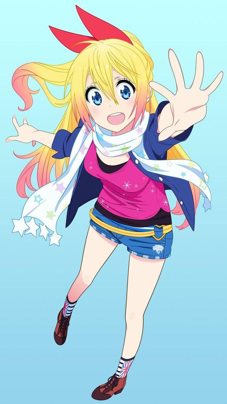 Đọc truyện Ảnh Anime đẹp ( 1 ) Chitoge Kirisaki (Nisekoi