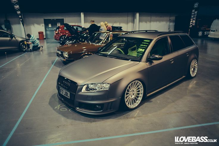 Audi A4 B7 Avant                                                                                                                                                                                 Plus