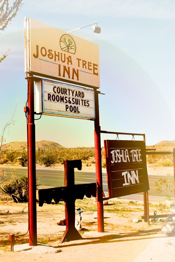 Hidden Treasure: The Joshua Tree Inn | Free People Blog #freepeople
