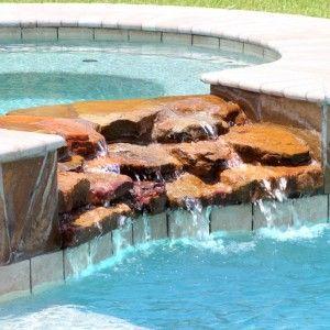 swimming pool and spa design accessories stairs designers platinum pools. Interior Design Ideas. Home Design Ideas