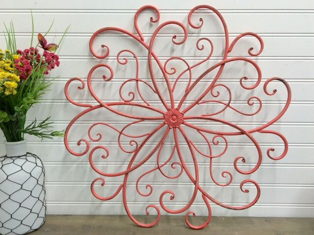 25+ Best Ideas About Wrought Iron Wall Art On Pinterest