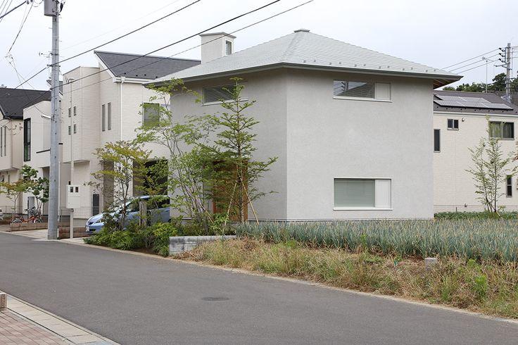 House in Nagareyama 2012|流山の家 堀部安嗣