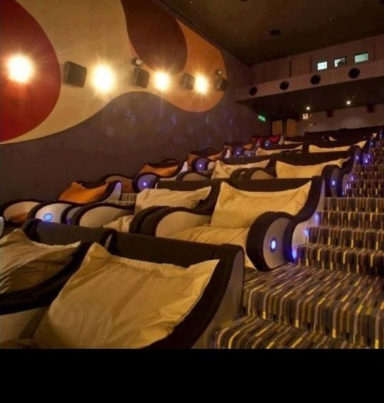 These seats look comfortable...Excellent Home theater. Link http://www.panasonic.com/in/consumer/audio-video/home-theatre-systems/sc-xh330.html