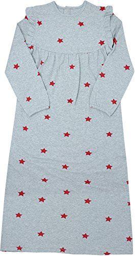 Teela All Navy Girls Cotton Nightgown - 81S183  0e842e9f1