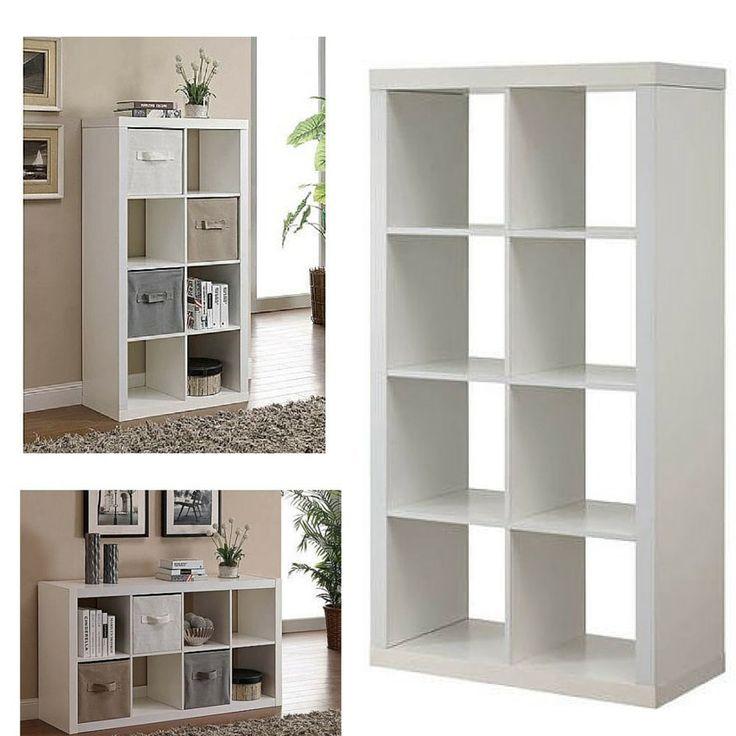 cube storage closet organizer shoe rack shelves unit closetmaid cubes tv stand