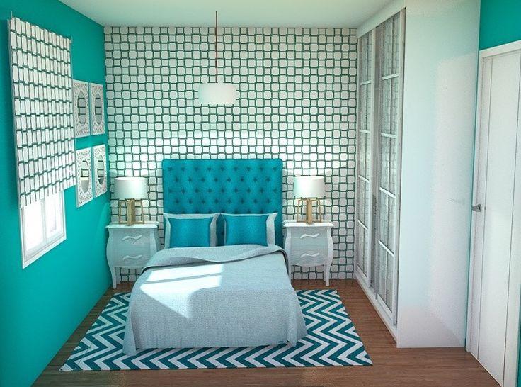 Las 25+ mejores ideas sobre Dormitorios verde esmeralda en ...
