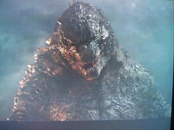 Unbelievable Godzilla 2014 Trailer Still Shot