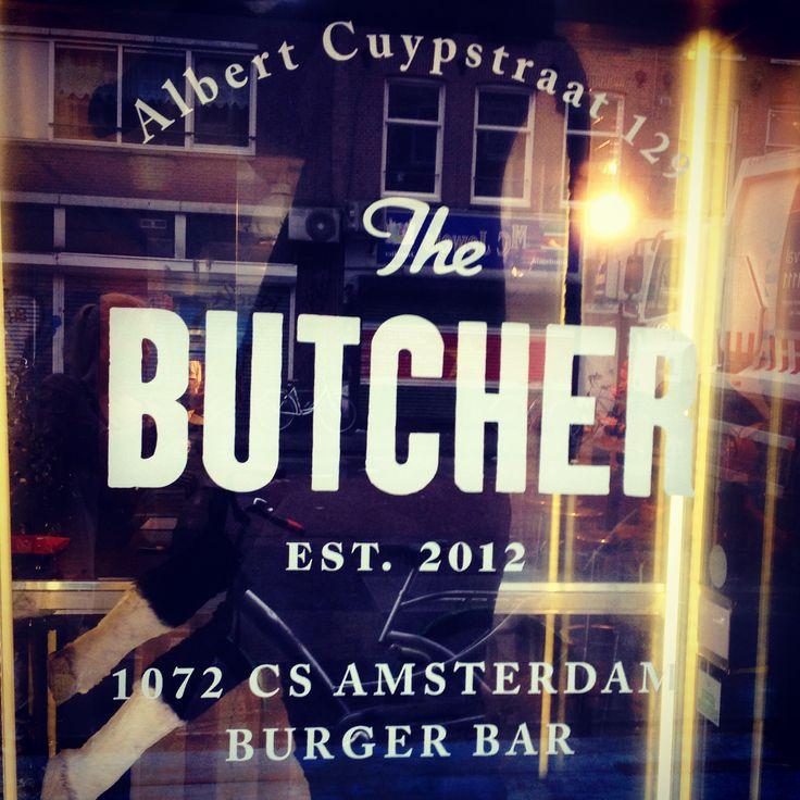 Hidden gem The Butcher #Amsterdam
