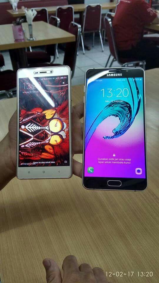 Xiaomi + Samsung