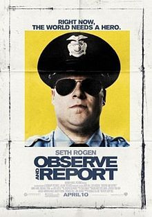 Observe Report Depressed, he is persuaded by Dennis to spend the day doing a wide variety of drugs and assaulting skateboarding teenagers.