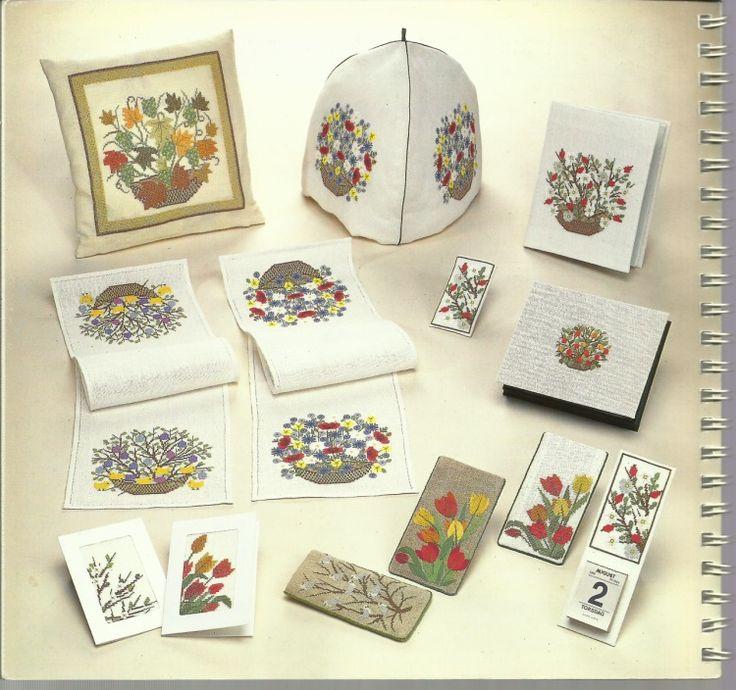 Gallery.ru / Φωτογραφίες # 9 - Edith Hansen - Haandarbejdets Fremme 1994…
