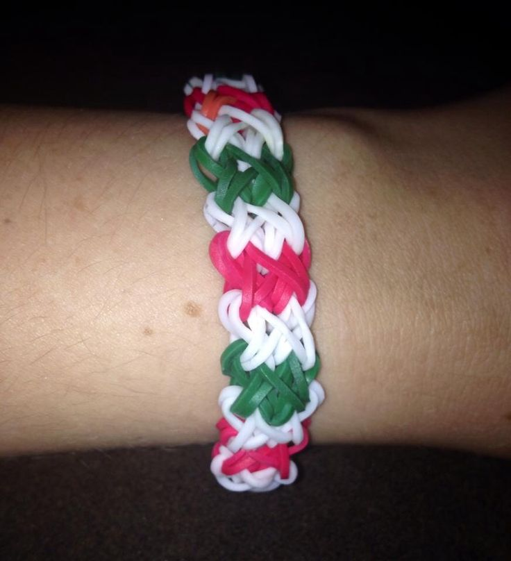 17 Best Images About Rainbow Loom On Pinterest Chain