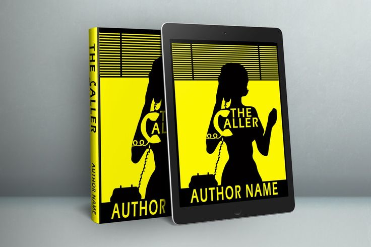 The Caller- Print  Predesigned book cover www.dropdeaddesigns.com  #bookcovers #custombook #ilovebooks #author #indieauthor #indiewriter #iwrite
