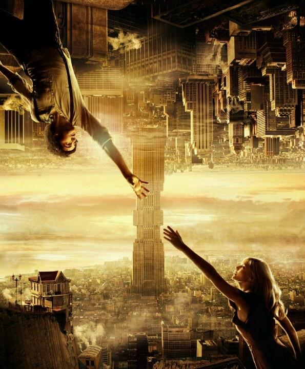 "Upside Down - ""Across the universe we'll meet again"""
