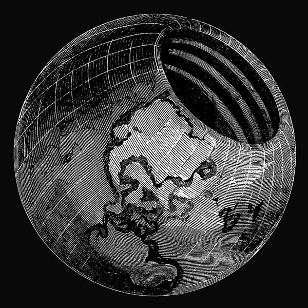 The Hollow Earth Is Filled With Giants, Germans, and A Little Sun