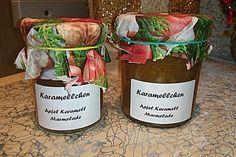 Apfel - Karamell - Marmelade, ein gutes Rezept aus der Kategorie Frühstück. Bewertungen: 14. Durchschnitt: Ø 4,3.