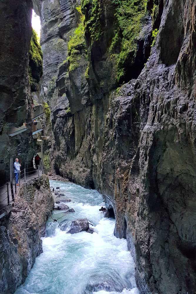 Die Besten Tipps Fur Die Partnachklamm In Garmisch Partenkirchen Partnachklamm Ausflugsziele Ausflug