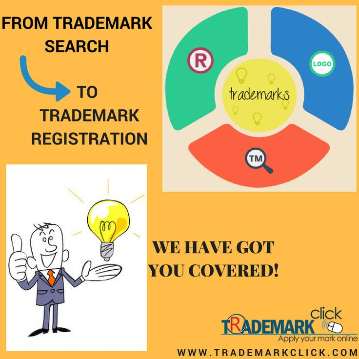 From Trademark Search to Trademark Registration, We have got you covered! Visit us - www.trademarkclick.com