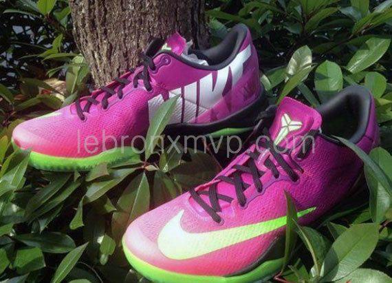 Hot On Sale Nike Kobe 8 System MC Mambacurial Cheap sale Purple