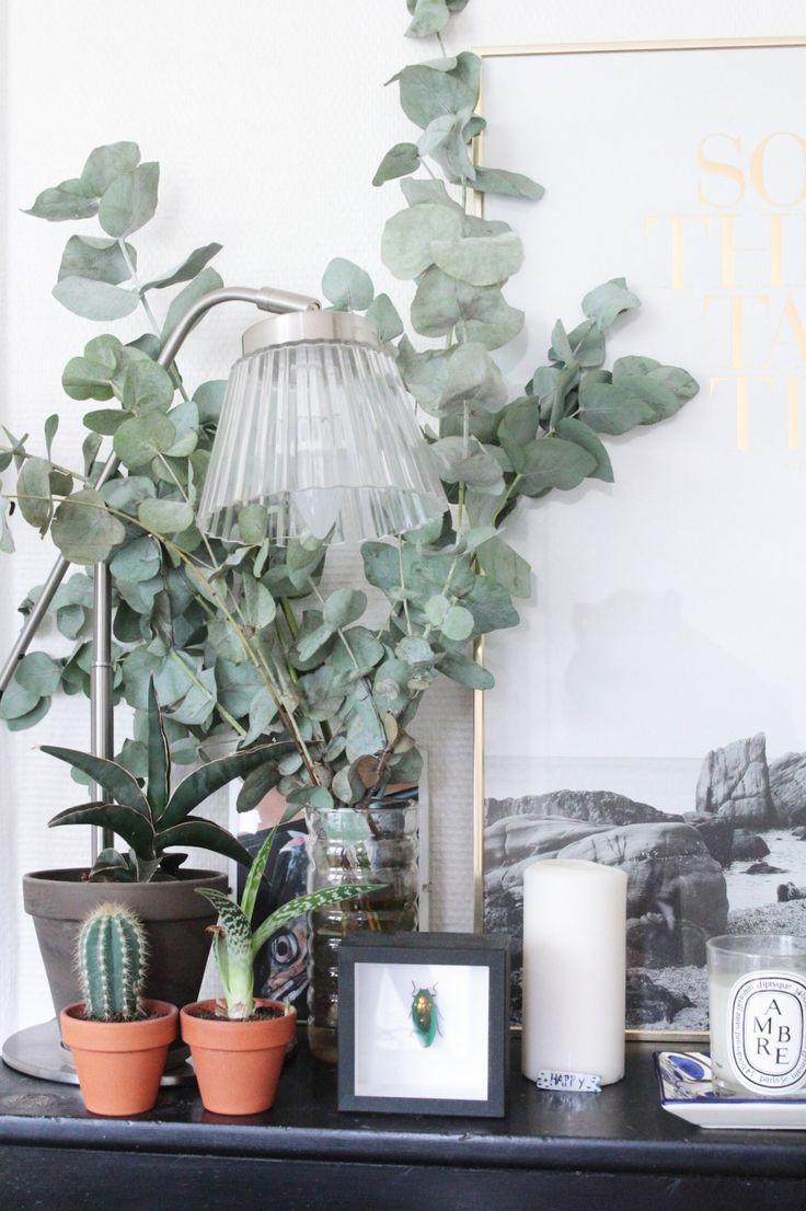 ambiance urban jungle chez melissa co fondatrice de season paper appartements parisiens. Black Bedroom Furniture Sets. Home Design Ideas