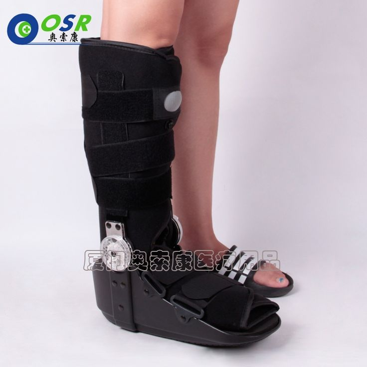 87.40$  Watch here - ROM Fixed Walker 17 Inch Height For Grade I/II Ankle Sprain Ligament Tears Walking Boots Brace On Or After Torn Ligament Surgery  #magazineonline