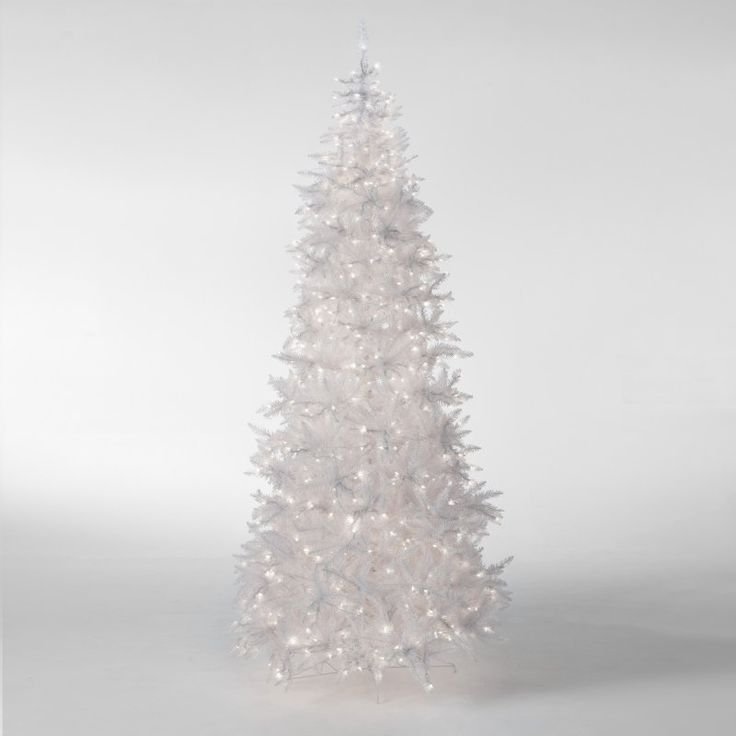 9 ft. Winter Park Slim prelit Christmas Tree Clear - 3NK90S-W2062-850LC