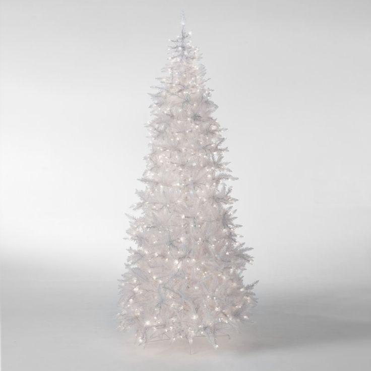 9 ft. Winter Park Slim prelit Christmas Tree Clear - 3NK90S-W2062-850LC
