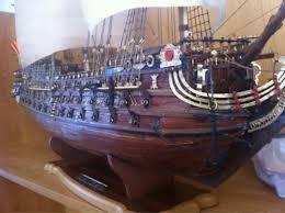 Resultado de imagen de Maqueta del barco San Felipe