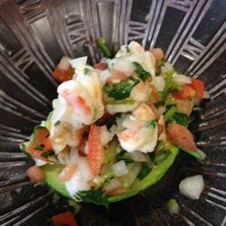 Jose's Shrimp Ceviche Recipe on Yummly. @yummly #recipe