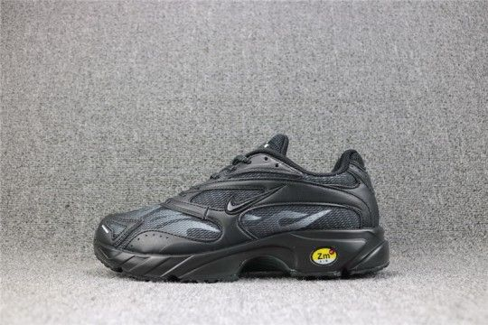 71da3091ccea8 Supreme x Nike Zoom Streak Spectrum Plus  Black  AQ1279-001