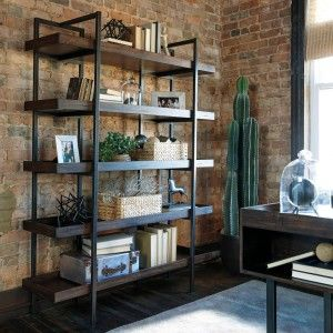 Ashley Furniture Starmore Bookcase In Brown