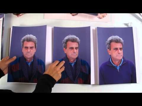 """Photobook dummy """"Moisés"""" by Mariela Sancari - YouTube"""