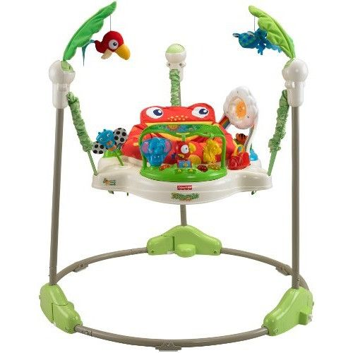 Fisher-Price Rainforest Jumperoo - $83.88