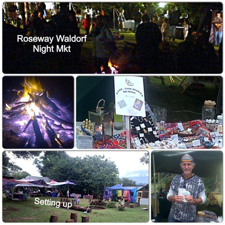 Waldorf Night Market ..great success apr 4th 2014