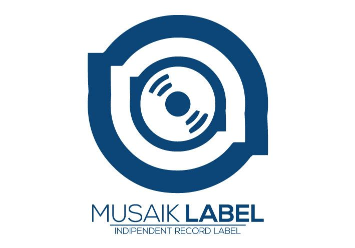 Musaik Label - Independent Record Label - Logo Design