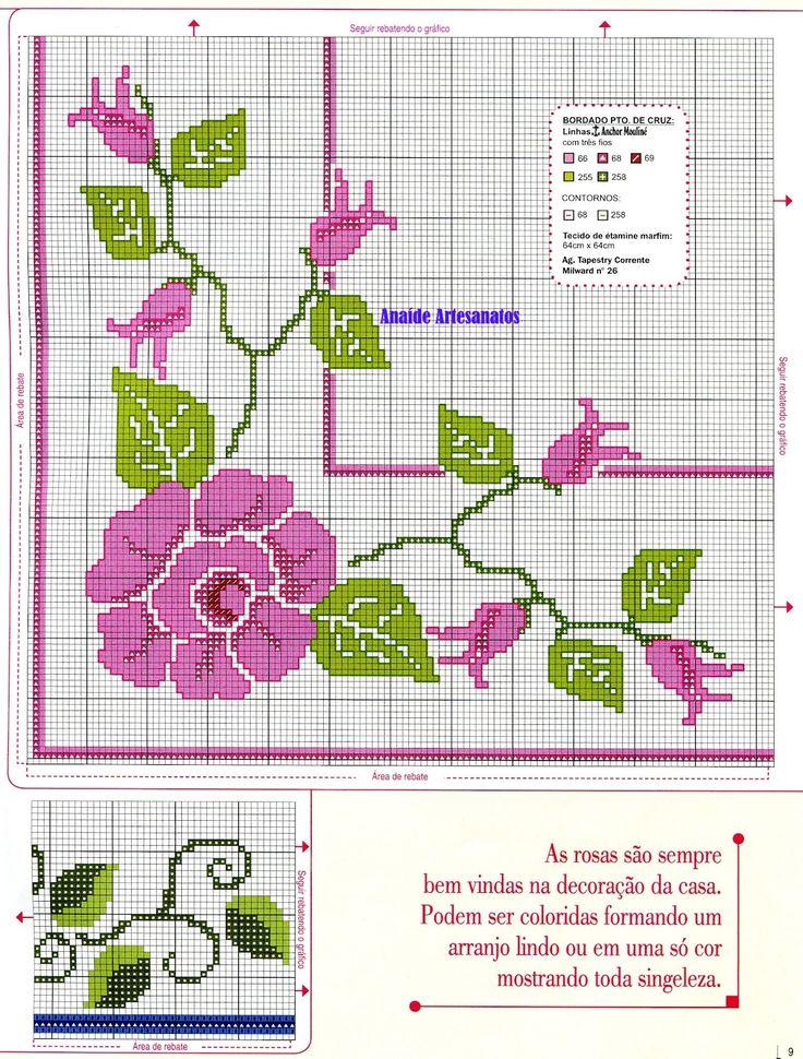 Anaide Ponto Cruz: Mais gráficos,espero que eu esteja ajudando a fazer lindos trabalhos!!!um abraço.
