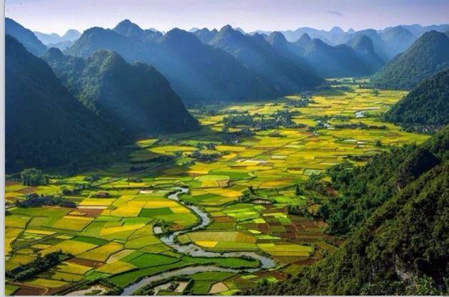 MERAVIGLIE DEL MONDO! BAC SON VALLEY (VIETNAM)