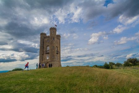 Broadway Tower Photo by Maurizio Ianni — National Geographic Your Shot
