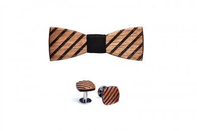 Træ-accessories sæt Buteo & Sull håndlavet af BeWooden | BeWooden Danmark
