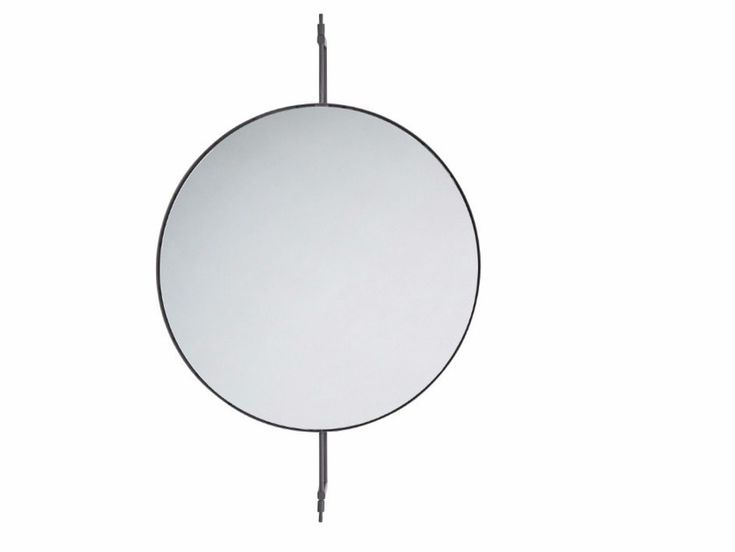Buy online Rotating mirror By kristina dam studio, double-sided round wall-mounted mirror