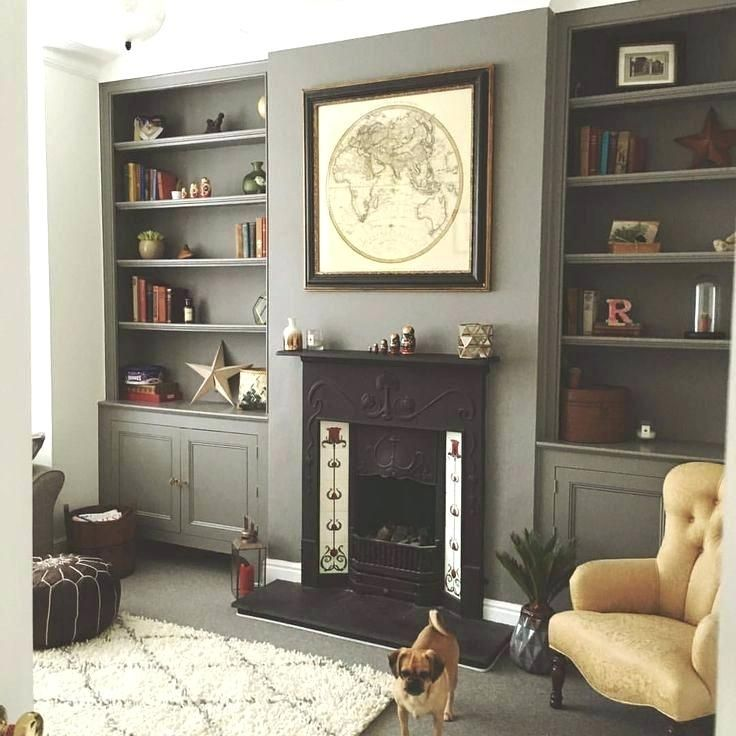 image result for alcove shelving ideas  victorian living